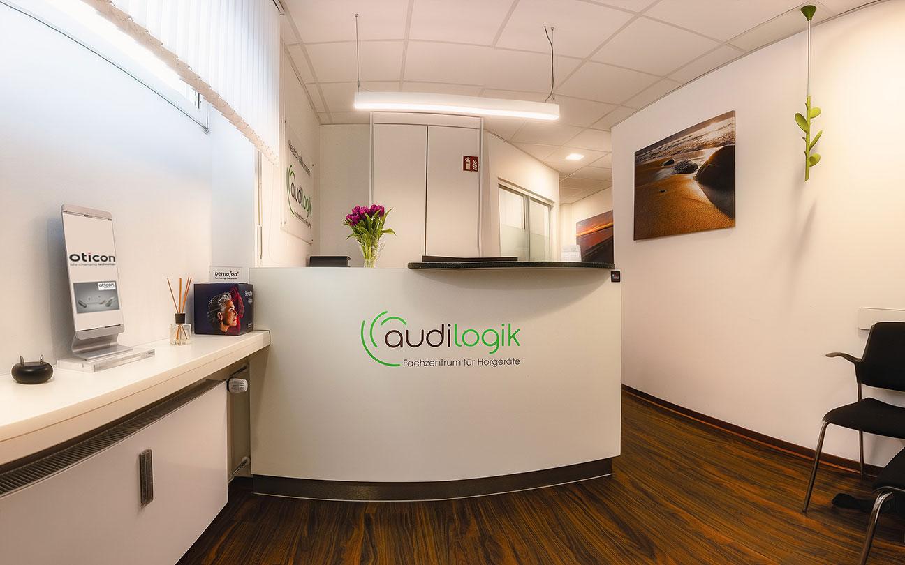 Audilogik Fachzentrum in Planegg