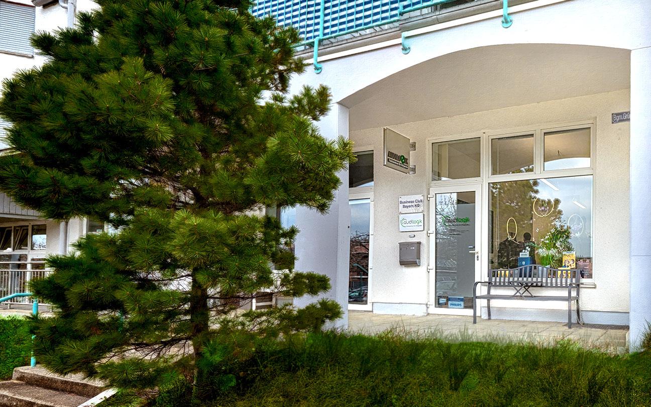 Audilogik Fachzentrum in Diedorf