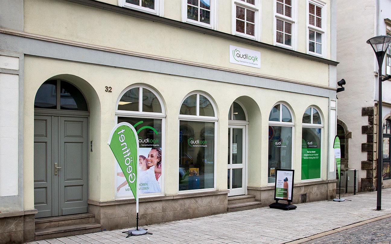 audilogik Fachzentrum für Hörgeräte in Hildburghausen