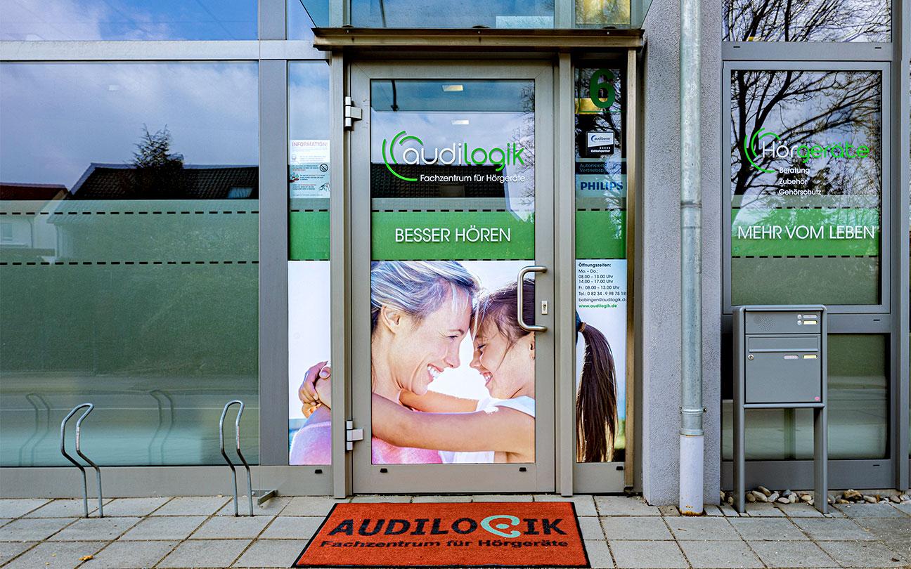 audilogik Fachzentrum für Hörgeräte Bobingen