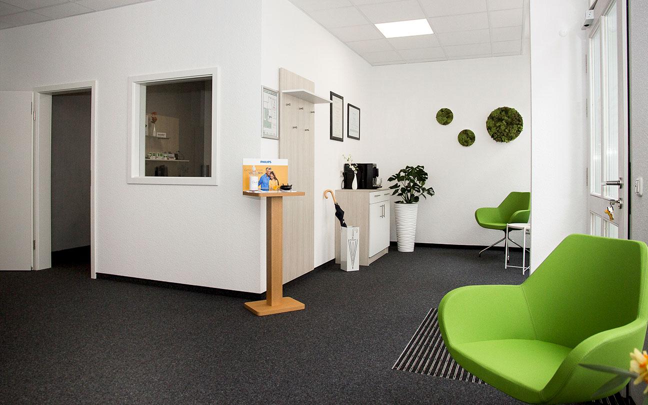 audilogik Fachzentrum in Hildburghausen